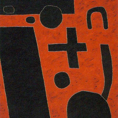 'Monksmeadow' 1998 Acrylic & Mixed Media on canvas 182.8 x 152.4 cm by Brian Rice